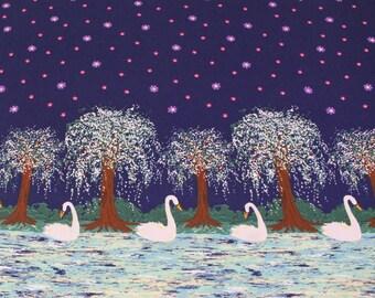 Michael Miller Swanlake fabric