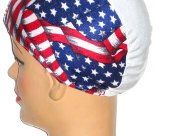 All American Lycra Swim Cap