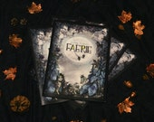 FAERIE - A Verse - illustrated booklet