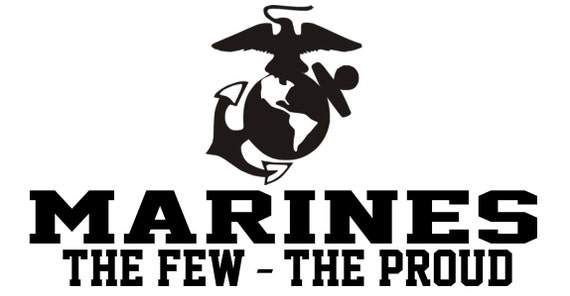 The Proud Marine Corps Logo Svg – HD Wallpapers