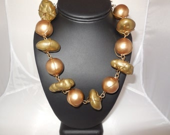 ABRA COUTURE Necklace - Abra Gorby Jewelry - ABRA Necklace - Handmade