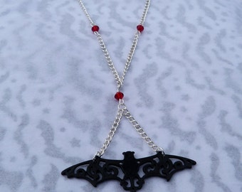 Cryptic Necklace