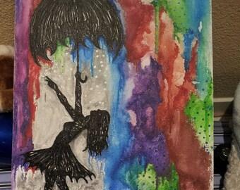 Raining Colors