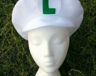 Fire Luigi Hat