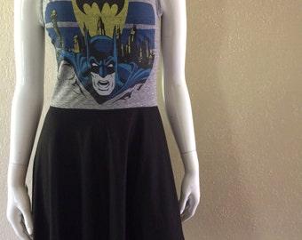 DC Comics Batman Heather Babydoll Dress