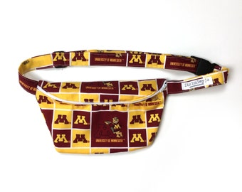 University of Minnesota Gophers Spirit Fanny Pack