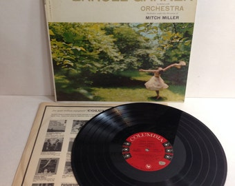 Erroll Garner Other Voices in debut with Orchestra Vintage Vinyl Record Album lp 1957 Columbia Records CL 1014