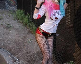 Harley Quinn Cosplay Print! 5x7