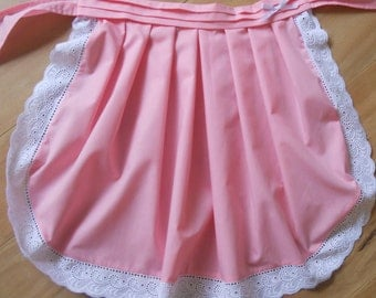 Pretty Frilly Half Apron - Great for Hen Parties/Kitchen Teas