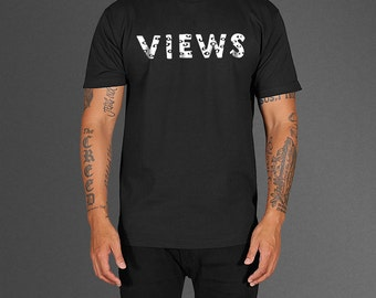 Views from the Six T-Shirt Drake Shirt Views from 6 Shirt owl rap song album tour clothing swag 2016 revenge childs play