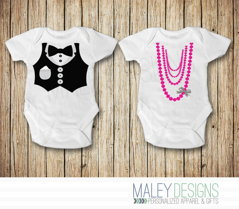 Twin baby clothes twin boy and girl outfits matching twin