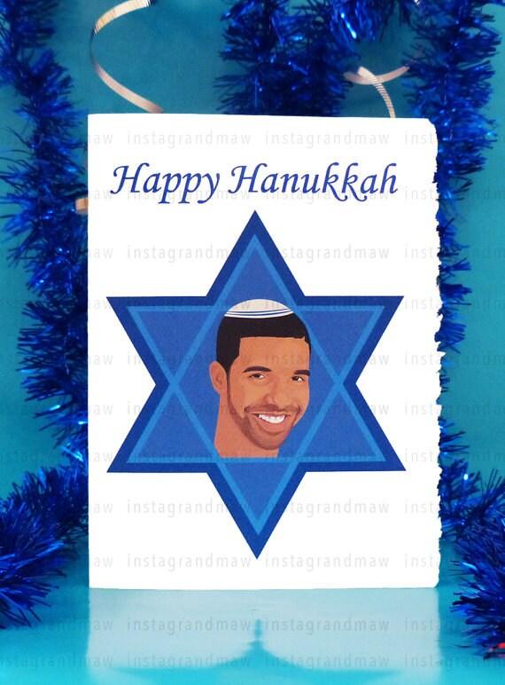 Drake Hanukkah Card