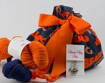Special Edition Football - Biased Shawl Kit