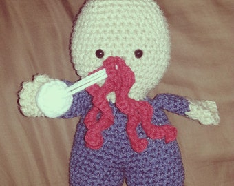 Friend of the Ood Amigurumi - MTO