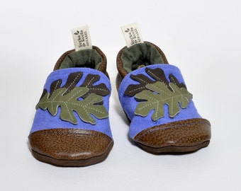 items similar to infant woodland soft soled shoes with