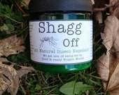 Shagg Off - All Natural Insect Repellent & Bite Soother