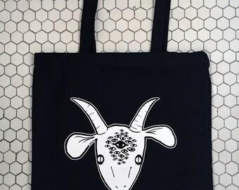 GOATEYES - tote bag