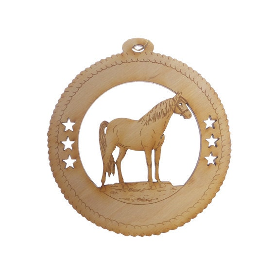 Christmas Tree Ornaments Horse: Horse Ornament Horse Christmas Ornaments Horse Decor