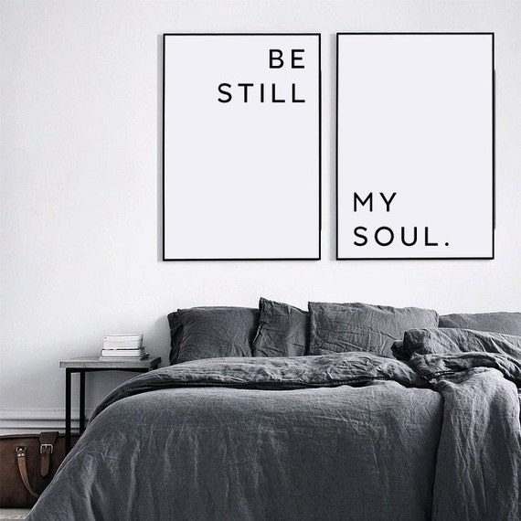 Be Still My Soul Poster Be Still