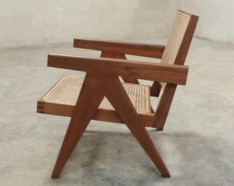 Easy Armchair - Natural Teak Finish