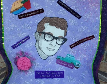 The Day the Music Died/Tribute to Buddy Holly