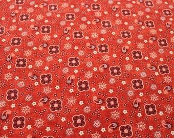 American Folk by Jennifer Brinley for Studio E Fabrics  Quilt Fabric TR3 Sold by the Half Yard