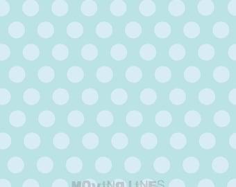 Baby Boy Photo Shoot Backdrop, Blue Polka Dot Wallpaper, Newborn Photography Background, Printable Digital Paper 5ft, 152cm