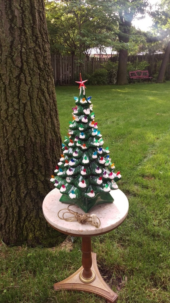 Ceramic Christmas Tree Mold