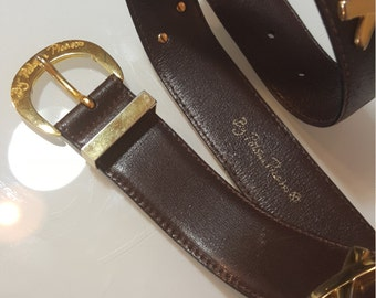 FREE  SHIPPING Vintage  Paloma Picasso Belt