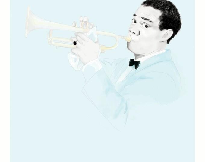 Louis Armstrong - Satchmo