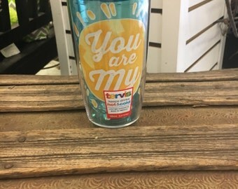 Tervis 16oz You Are My Sunshine Tumbler with Lid