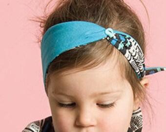 Headbands, headband, baby, headband, children, turquoise