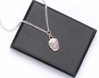 Skull Bracelet | Sugar Skull Bracelet | Skull Jewellery | Sugar Skull Jewellery | Halloween bracelet