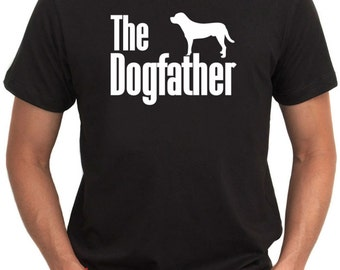 The dogfather Greater Swiss Mountain Dog T-Shirt