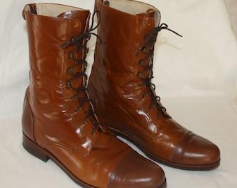 Custom English Walking Boots
