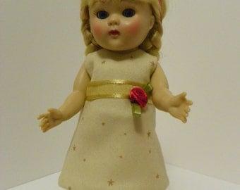 "7 1/2 "" Vogue Ginny, Madame Alexander, Muffie dolls - doll clothes"