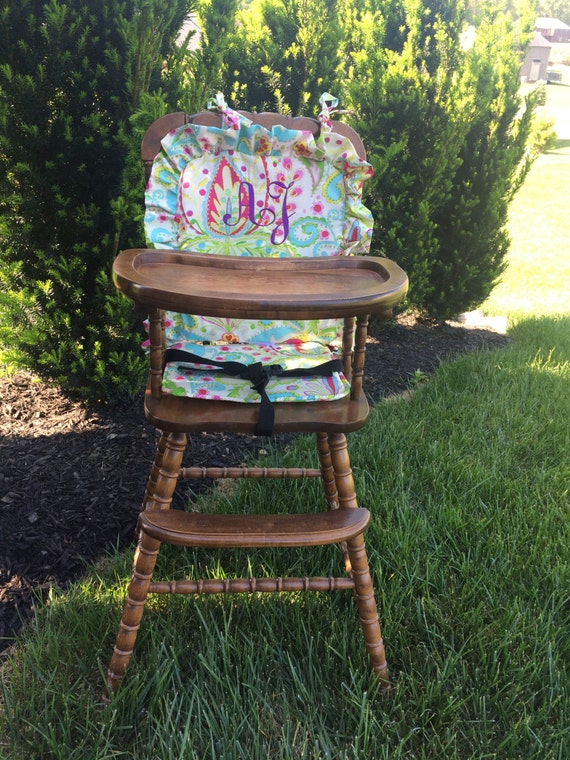 high chair cover high chair pad highchair cover high chair