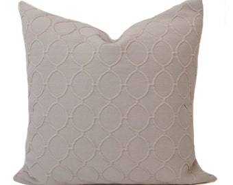Gray pillow cover, Accent pillow, Decorative pillow, Throw pillow, Sham, Sofa pillow, 12x20, 16x16, 18x18, 20x20, 22x22, 24x24, 26x26