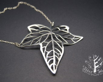 Ivy leaf from Lothlorien