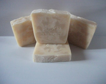 Handmade Cold Process Soap 'Naked Nancys' Ghost'