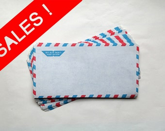 C5/6 Air Mail Envelopes