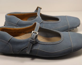 New Old Stock! Vintage New In Box Prada Calzature Donna Driving Moccasin