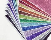 Glitter Stickers ~*15 colors*~