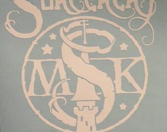 Disney Sorcerers Decal