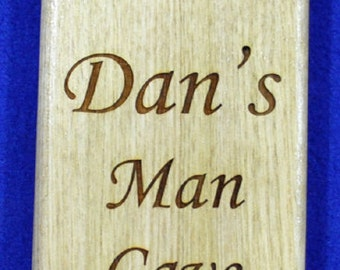 Gift For Husband ~ Man Cave Gift ~ Engraved Bottle Opener ~ Gift For Brother ~ Christmas Gifts For Guys ~ Engraved Christmas Gift ~ Man Cave