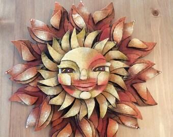 Flaming Suns