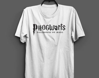 PHOGWARTS Kansas Basketball Shirt (KU); Allen Field House, Beware of the Phog!