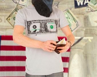 The Untidy State of America Organic T-shirt