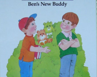 A Tale from the Care Bears - Ben's New Buddy - Children's Illustrated Story Book