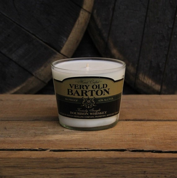 Very Old Barton Soy Candle Gift, Valentins Gift For Him, Valentines Gift For Guy, Valentine's Day Gift For Husband, Guy Gift Ideas